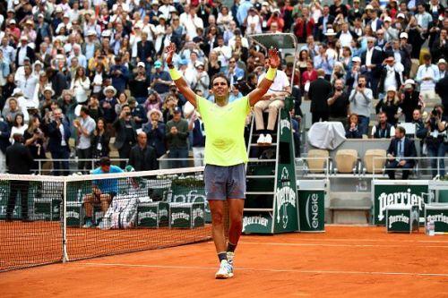 2019 French Open Champion - Rafael Nadal