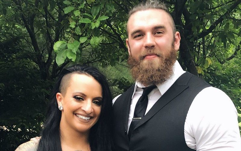 Ruby Riott had once skipped a WWE Live Event to attend a wedding with her boyfriend Jake Something