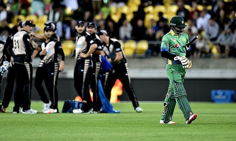 New Zealand vs Pakistan