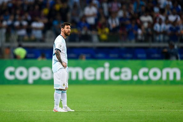 Lionel Messi and co. will take on Qatar in their final group stage fixture