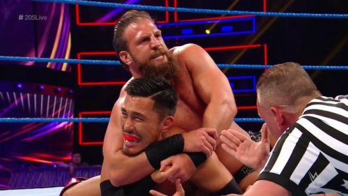 A new and improved Drew Gulak sent a clear message to WWE Cruiserweight Champion Tony Nese