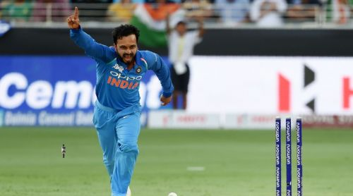Will Kedar Jadhav hold on to his place in the XI?