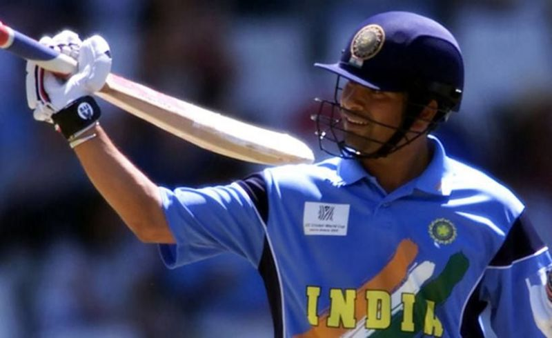 Sachin played the best innings by an Indian batsman against Pakistan in a World Cup encounter