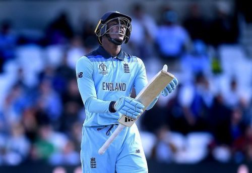 Hosts and World No. 1 side England were having a fantastic run in the tournament