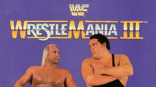 Hulk Hogan's showdown with Andre the Giant at Wrestlemania III is one of the most iconic images of all time, and not just in the world of pro wrestling but in mainstream media culture as well.