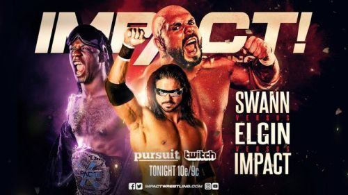 Rich Swann's war against Impact and Elgin continued tonight with an incredible Triple Threat