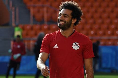 Egyptian talisman, Mohamed Salah