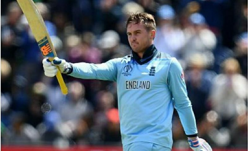 England batsman - Jason roy vs India - Mohammed shami