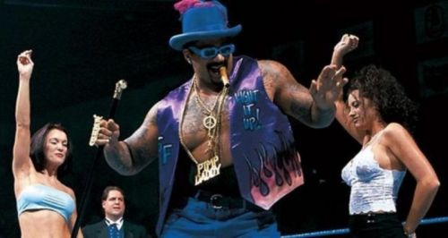 Godfather has wins over Triple H and The Undertaker.