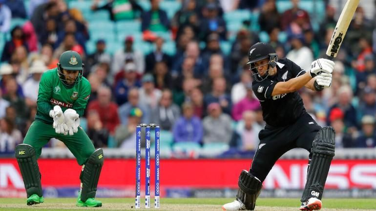 New Zealand register their 2nd win of World Cup 2019