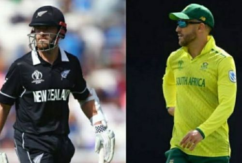 ICC cricket world cup 2019 - Match 25, New Zealand vs South Africa