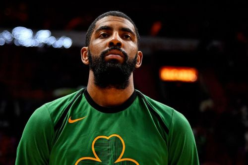 Kyrie Irving's future is in the air