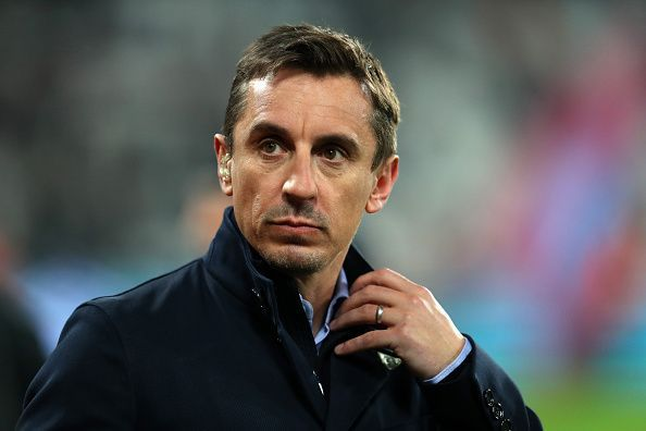 Neville reveals why United have struggled in this transfer window