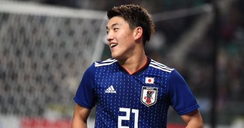 Doan is the key player for Japan