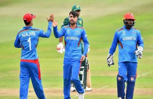 Afghanistan defeated Pakistan in a warm-up match ahead of the World Cup
