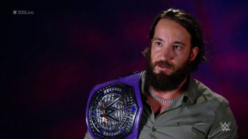 The odds have been stacked against Tony Nese at WWE Stomping Grounds