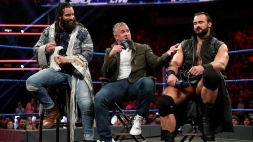 Nobody wants to see Shane as the most featured star on WWE programming