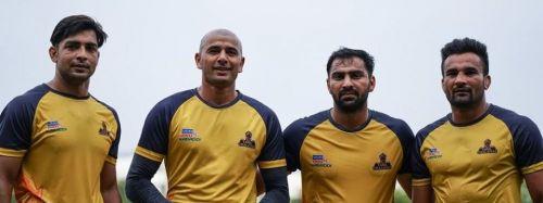 Tamil Thalaivas are all set to take the season by storm (Image Courtesy: Tamil Thalaivas Facebook Page)