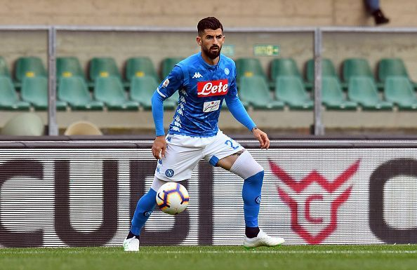 Elseid Hysaj has issued a come-and-get-me plea.