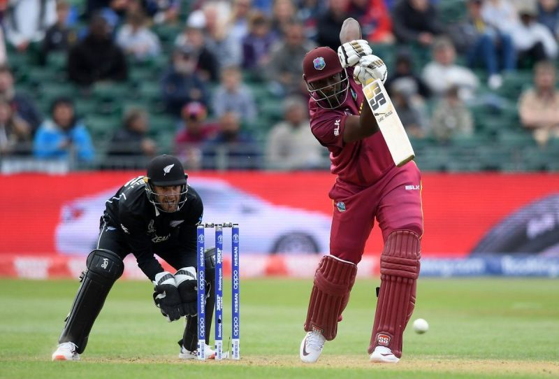With the bat, Andre Russell has not been at his best in this World Cup