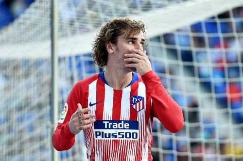 Griezmann has stated that he is departing Atletico Madrid