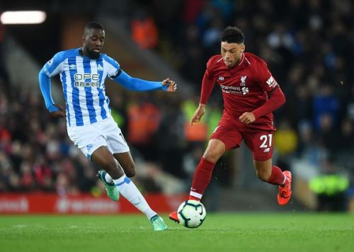 Alex Oxlade-Chamberlain is now ready to return following his serious knee injury