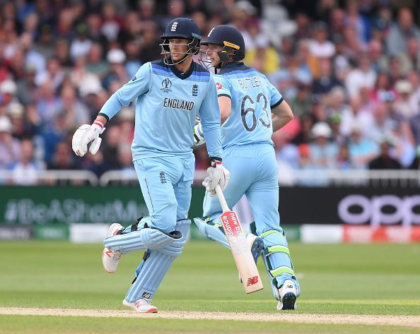 Joe Root and Jos Buttler have already struck form in this tournament