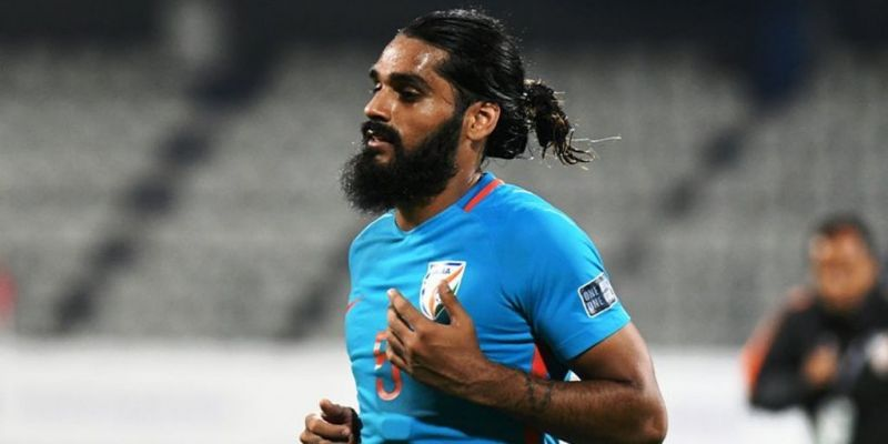 Sandesh Jhingan remains one of the very few centre-backs in the country to feature regularly for his ISL or I-League clubs
