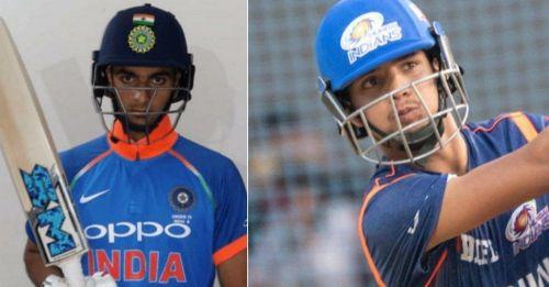 Qamran Iqbal and Rasikh Salam are set to play for India U-19