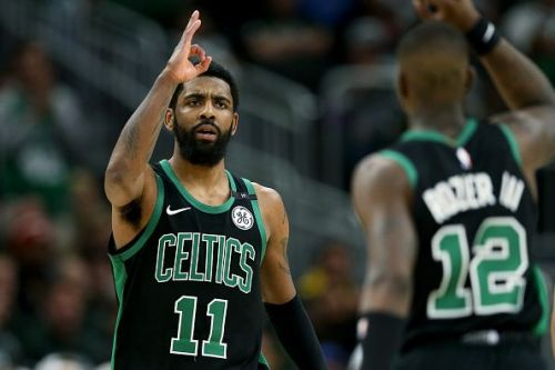 Kyrie Irving's future remains a major talking point