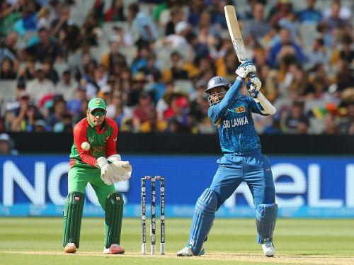 Sri Lanka had defeated Bangladesh in 2015 ICC Cricket World Cup