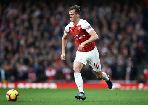 A fit Rob Holding could help to shore up Arsenal's questionable defence