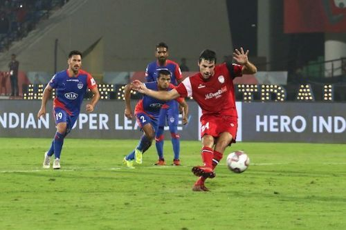 Juan Mascia will play in Argentina's second division after a fruitful ISL season with NorthEast United FC