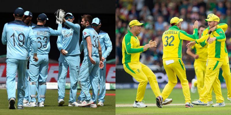 इंग्लैंड vs ऑस्ट्रेलिया