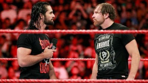 Seth Rollins is not afraid to defend WWE