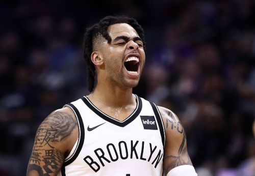 D'Angelo Russell is being linked with a move to the Los Angeles Lakers