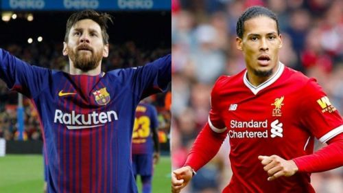 Lionel Messi and Virgil van Dijk are among the favourites to win the Ballon d'Or this year.