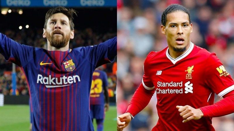 Lionel Messi and Virgil van Dijk are among the favourites to win the Ballon d