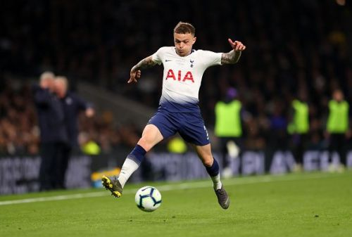 Trippier wants to stay in the Premier League