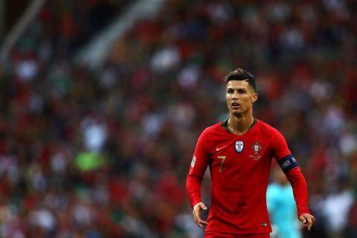 Portuguese superstar - Cristiano Ronaldo