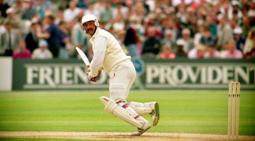 Graham Gooch was a batting icon in his playing days