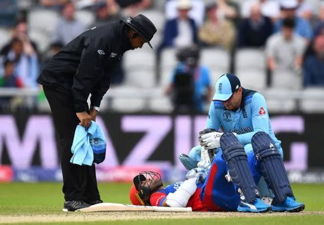 Match 24: England vs Afghanistan - ICC Cricket World Cup 2019