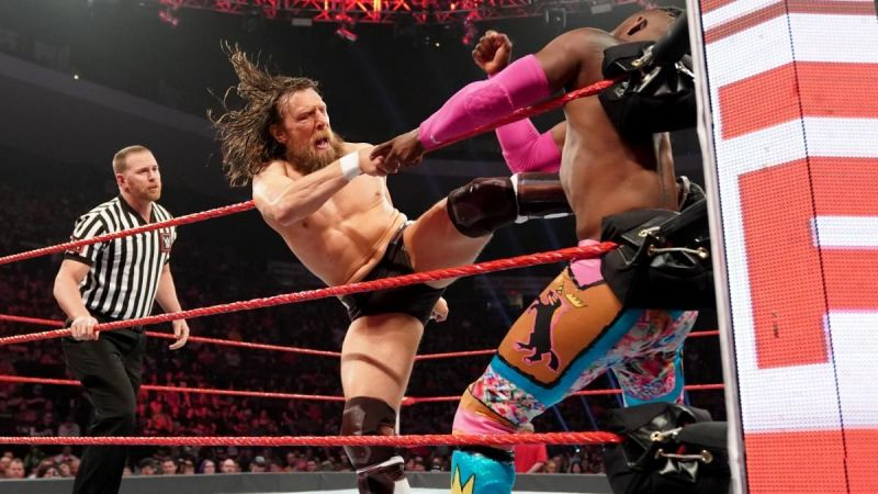 Bryan will appear on Monday Night RAW tonight as part of the WWE Wild Card rule.