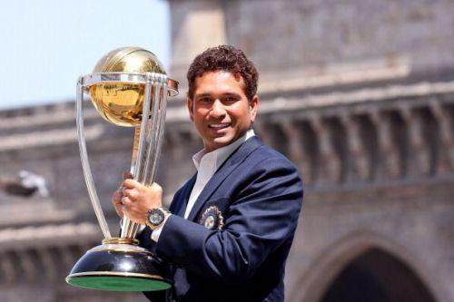सचिन तेंदुलकर 2011 वर्ल्ड कप