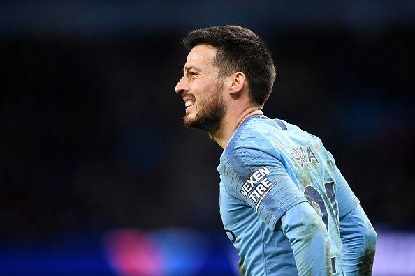 David Silva- Manchester City