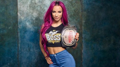 Sasha Banks has posted several cryptic tweets recently