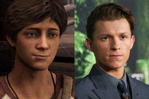 Tom Holland is confirmed to be cast as Nathan Drake