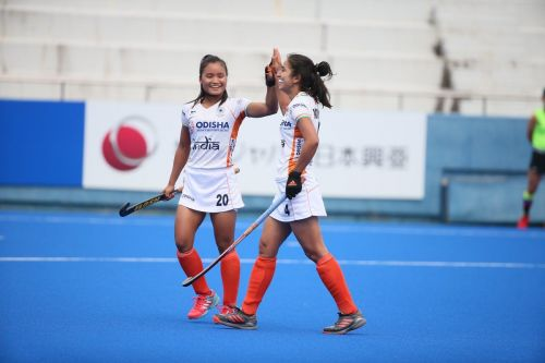 A win for the girls will take them to the Olympic qualifiers