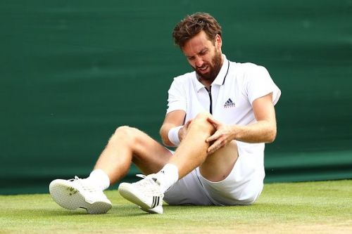 If physically fit, Ernests Gulbis can be a real threat on grasscourts.