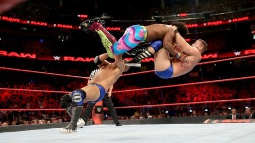 The Shatter Machine is one of the most dangerous moves in WWE at the moment